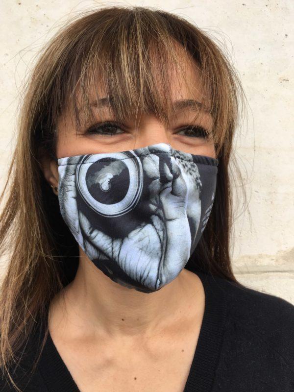 Masques homologués ( pour femmes et enfants)